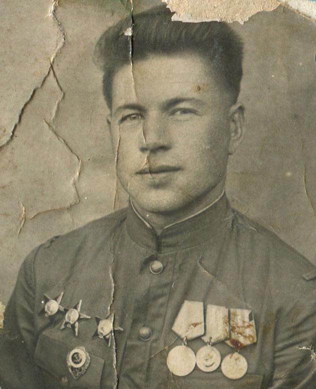 Назаров Дмитрий Сергеевич