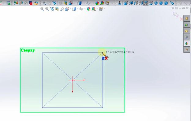 Рисуем прямоугольник