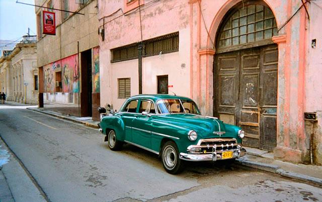 Рассказ о Кубе
