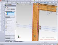 Построение параметризированной модели в SolidWorks