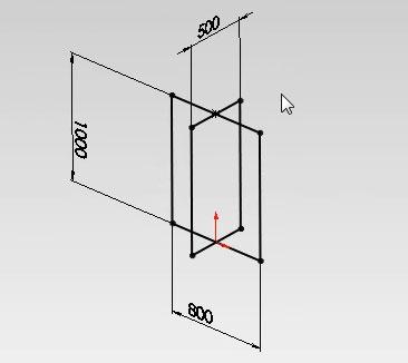 Строим 3D-эскиз